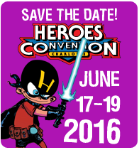 HeroesCon 2016